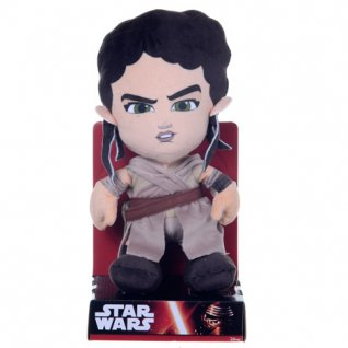 "Star Wars Episode 7 Rey 10"" Soft Toy"