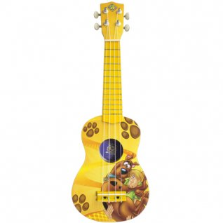 Access All Areas Scooby Doo Fun to Learn Ukulele