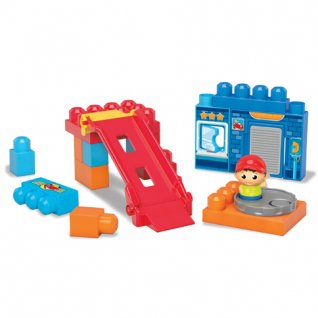 Mega Bloks Spin N Play Assortment