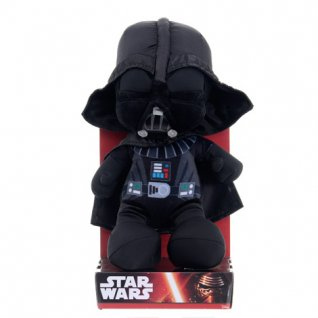 "Star Wars Episode 7 Darth Vader 10"" Soft Toy"
