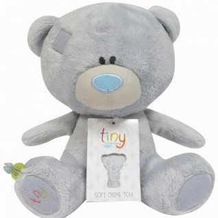 Tiny Tatty Teddy Large Chime Soft Toy