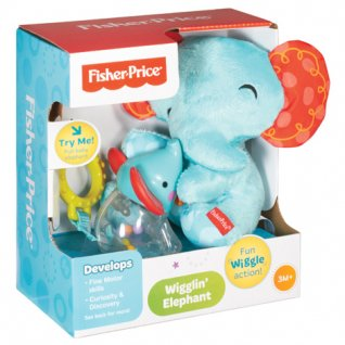 Fisher-Price Wigglin Elephant